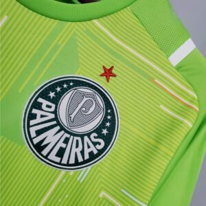Camisa Palmeiras Goleiro Verde