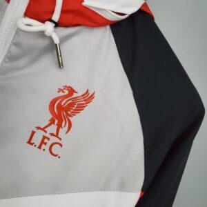 Corta Vento Liverpool Branco