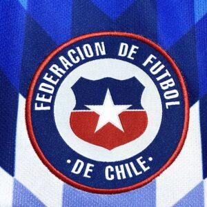 Chile treino 21-22