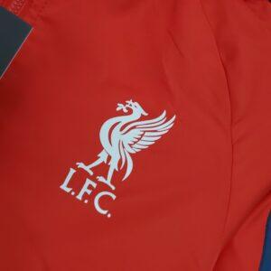 Corta Vento Liverpool Vermelha