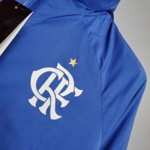 Corta Vento Flamengo Azul