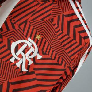 Corta Vento Flamengo vermelha