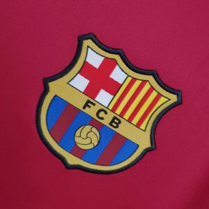 Barcelona Treino Vermelha 21-22