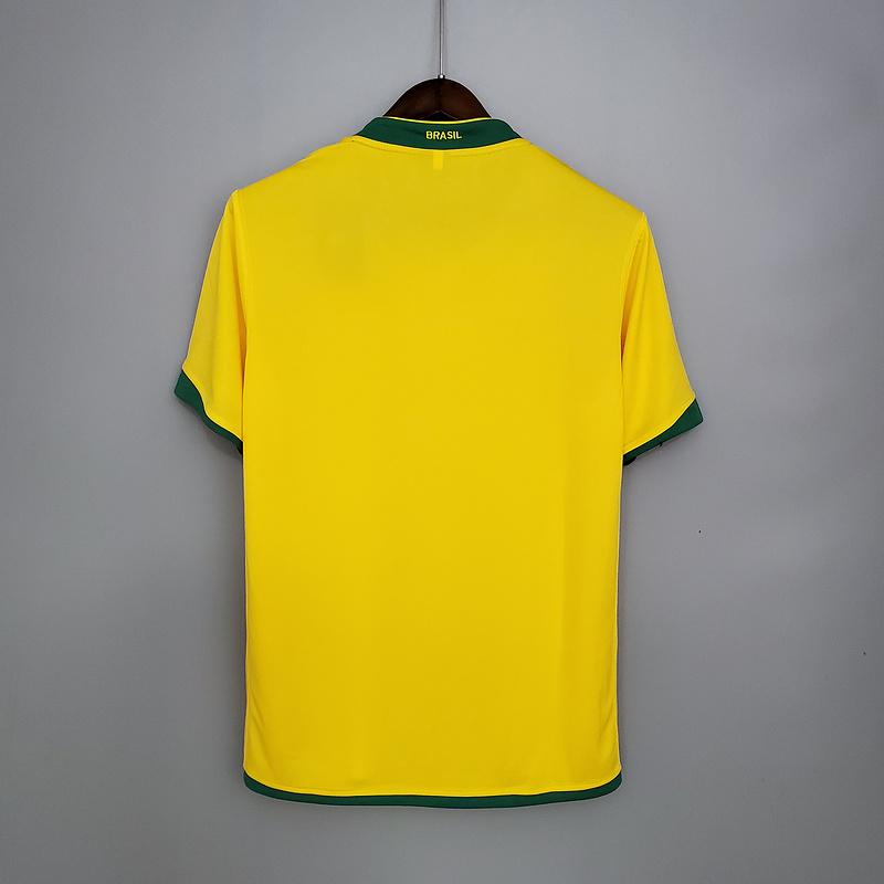 Camisa Seleção Brasileira Retrô 2006 (2)