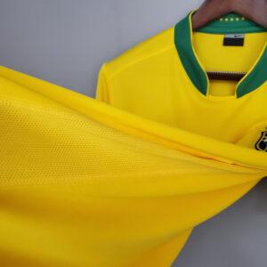 Camisa Seleção Brasileira Retrô 2006 (3)