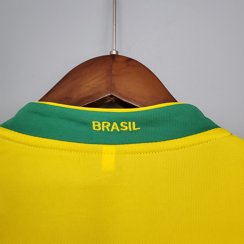 Camisa Seleção Brasileira Retrô 2006 (4)