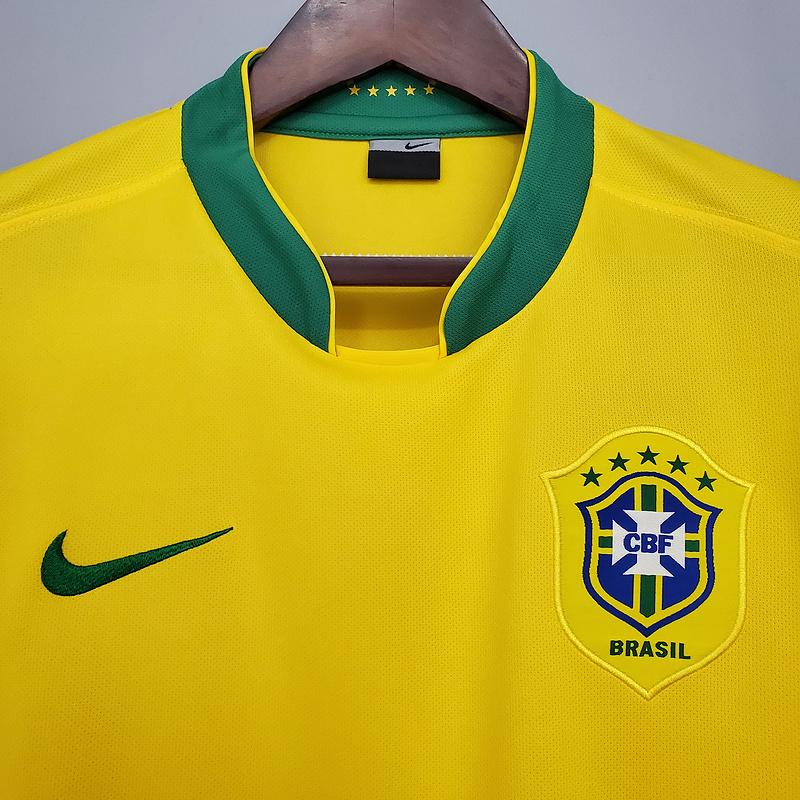 Camisa Seleção Brasileira Retrô 2006 (6)