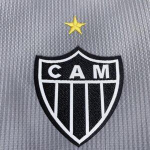 Atlético Mineiro 21-22 treino cinza