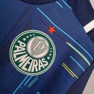 Camisa Palmeiras Goleiro Azul