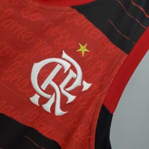 Regata Flamengo Vermelha 21-22