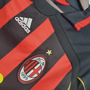 Camisa Milan Retrô 2007