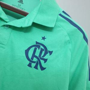 Camisa Flamengo Polo Verde 2021