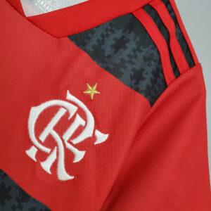 Flamengo Titular Infantil 21-22