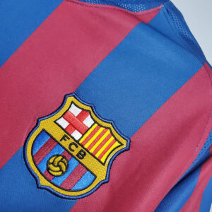 Camisa Barcelona Retrô 2006