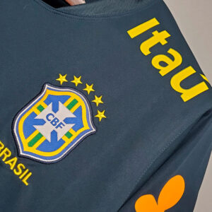 Camisa Brasil Titular 20-21