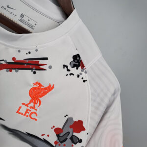 Camisa Liverpool Street Cinza