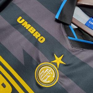 Camisa Inter de Milão Retrô 1998