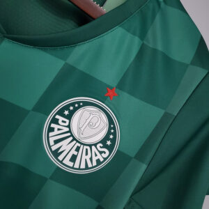 Camisa Palmeiras Titular Feminina 21-22