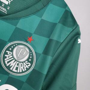 Palmeiras titular Infantil 21-22