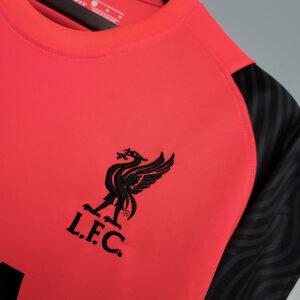 Camisa Liverpool Treino Laranja