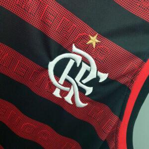 Camisa Flamengo Regata Basquete 19-20