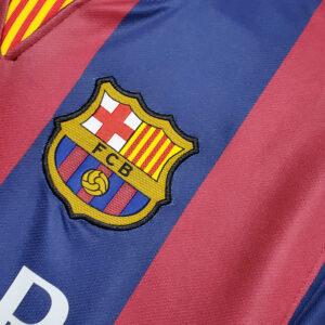 Camisa Barcelona Retrô 2015