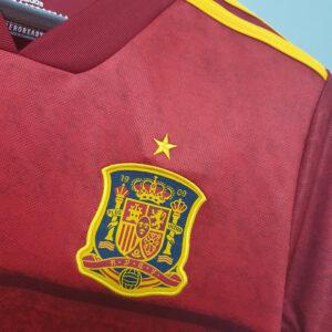 Espanha Titular 20 21