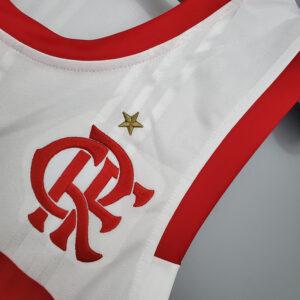 Regata Flamengo branca 21-22