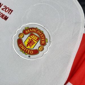 Camisa Manchester United Retrô 2011