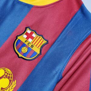 Camisa Barcelona Retrô 2011