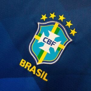 Camisa Brasil Reserva 20-21