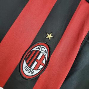 Camisa Milan Retrô 2010