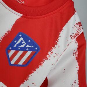 Atlético Madrid Titular 21-22 Infantil