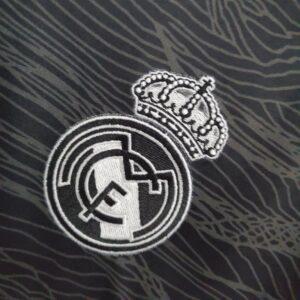 Real Madrid Goleiro Preta 21-22