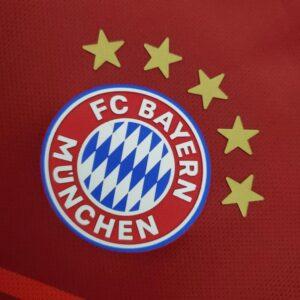 Bayern de Munique Titular 21-22