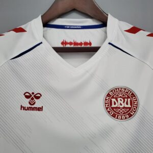 Camisa Dinamarca Titular 21-22