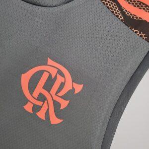 Regata Flamengo treino cinza 21-22